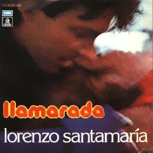 Lorenzo Santamaría - Odeon (EMI)C 006-021.430